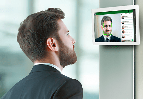 Face Recognition based Access Control System