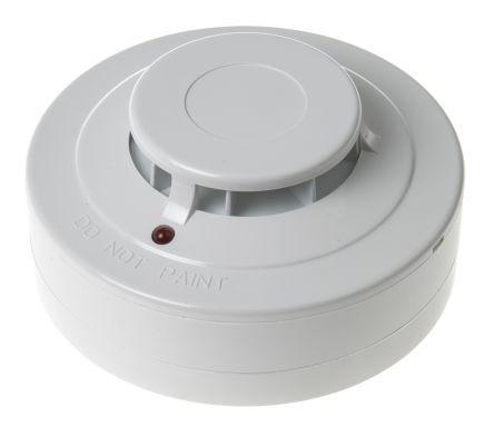 Standalone heat detector